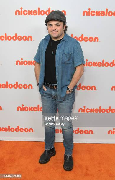Michael D Cohen attends Nickelodeon' Holiday Party With Casts Of Cousins For Life And Henry Danger at Nickelodeon Studios on November 10 2018 in...
