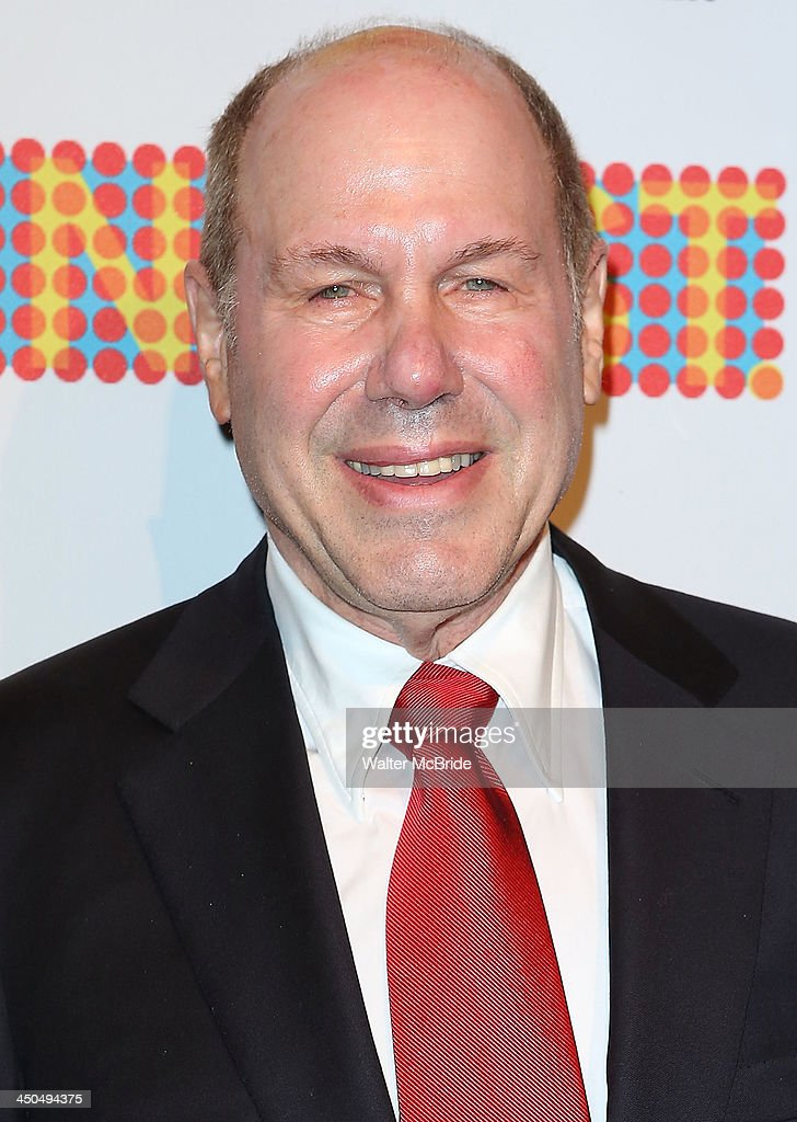 Michael D. Eisner attends The New 42nd Street 2013 New Victory Arts Awards Gala dinner at The New Victory Theater on November 18, 2013 in New York City.