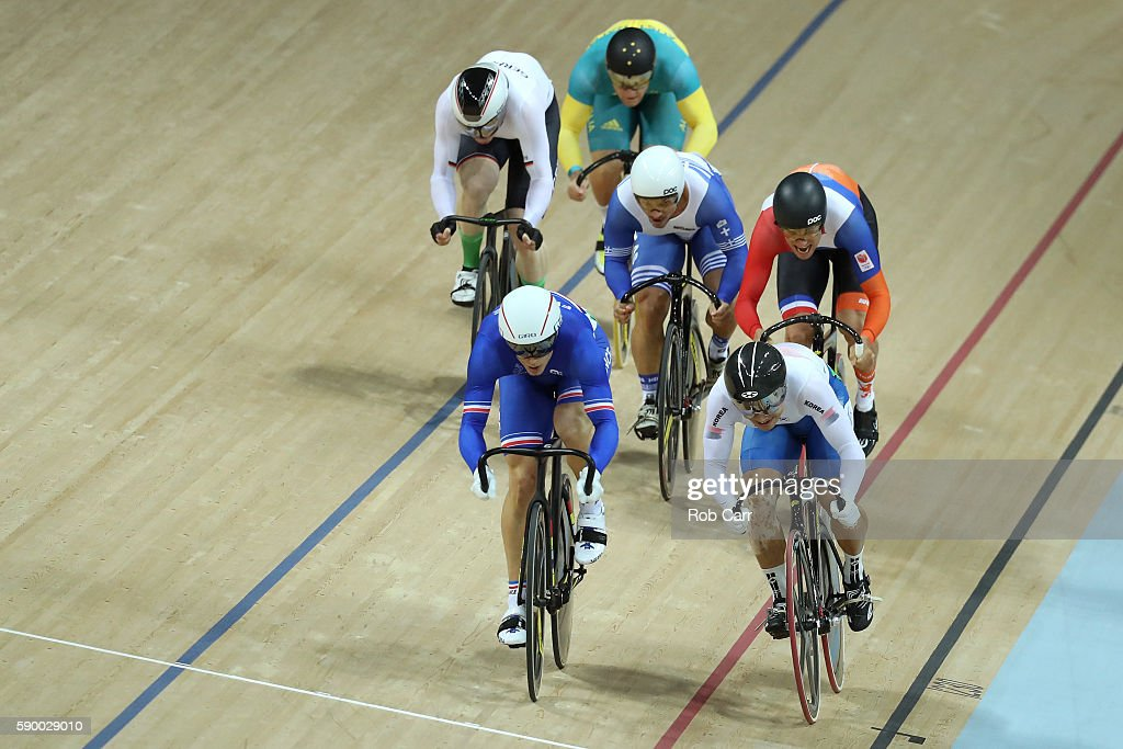 Cycling - Track - Olympics: Day 11