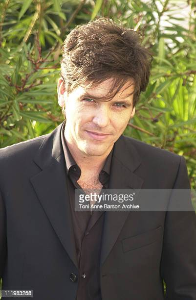Michael Damian during MIPCOM 2001 - Michael Damian Portraits at Majestic Hotel in Cannes, France.