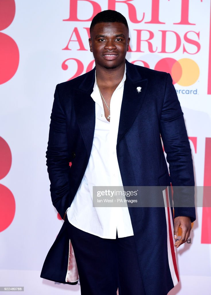 Michael Dapaah attending the Brit Awards at the O2 Arena, London