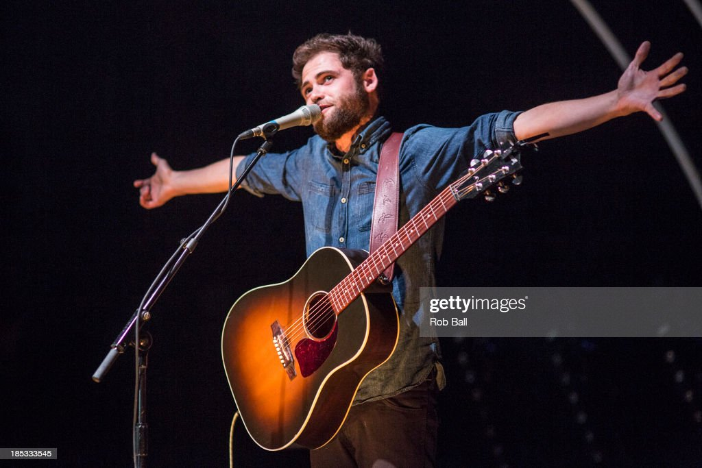 Passenger Perform At Shepherds Bush Empire