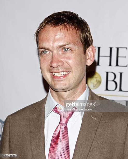 Michael Dean Shelton arrives at the First Annual Noble Awards at the Beverly Hilton on October 18, 2009 in Beverly Hills, California.