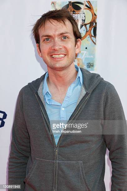 Michael Dean Shelton arrvies at the HollyShorts Short Films Festival Opening Night Gala on August 11 2011 in Hollywood California