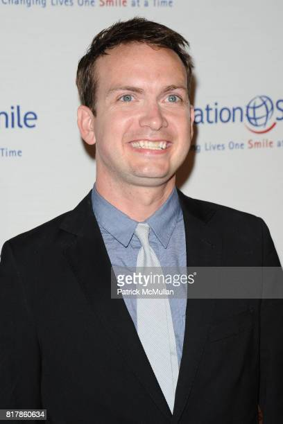 Michael Dean Shelton attends 9th Annual Operation Smile Gala at Beverly Hills Hilton on September 24 2010 in Beverly Hills California