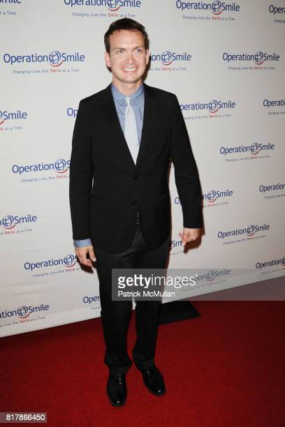 Michael Dean Shelton attends 9th Annual Operation Smile Gala at Beverly Hills Hilton on September 24, 2010 in Beverly Hills, California