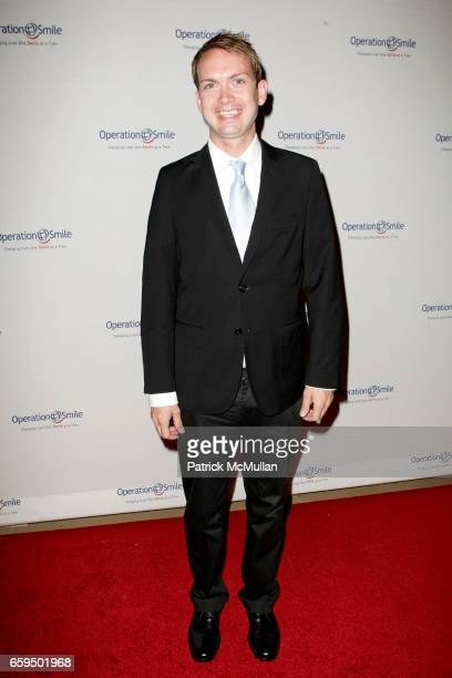 Michael Dean Shelton attends Operation Smile's 8th Annual Smile Gala at The Beverly Hilton Hotel on October 2 2009 in Beverly Hills CA