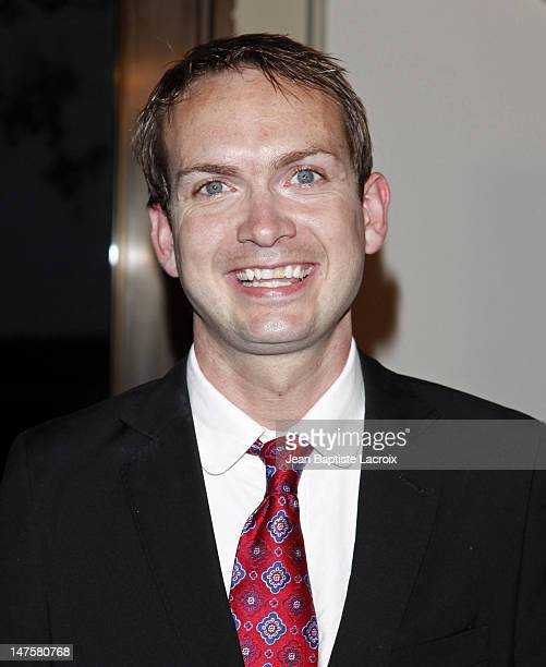 Michael Dean Shelton attends the 2009 Voice Awards at Paramount Theater on the Paramount Studios lot on October 14 2009 in Los Angeles California