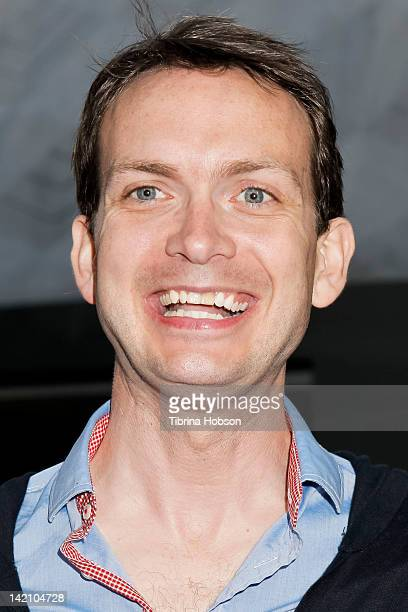 Michael Dean Shelton attends the 'Margarine Wars' Los Angeles premiere at ArcLight Hollywood on March 29 2012 in Hollywood California