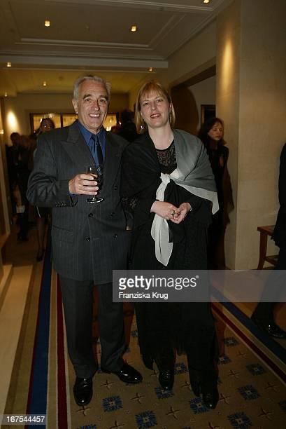 Michael Degen Susanne Sturm Bei Den Nominierungen Für Den Deutschen Filmpreis