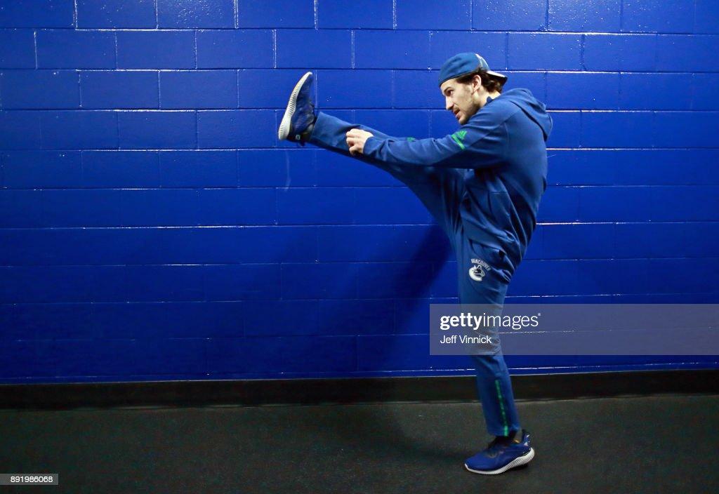 Nashville Predators v Vancouver Canucks