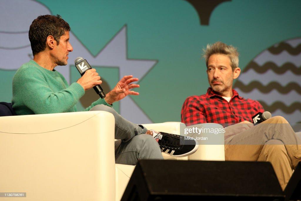 TX: Music Keynote: Adam Horovitz and Michael Diamond of Beastie Boys with Amazon Music's Nathan Brackett - 2019 SXSW Conference and Festivals