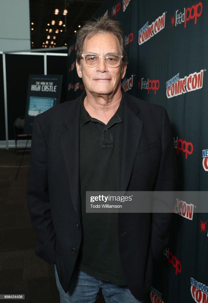 Michael Dinner attends 'The World of Philip K. Dick' - The Man in the High Castle and Philip K. Dick's Electric Dreams Press Room at The Jacob K. Javits Convention Center on October 6, 2017 in New York City.