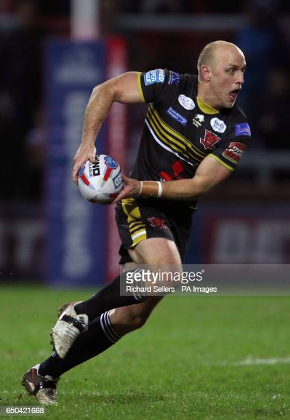 Michael Dobson Salford Red Devils