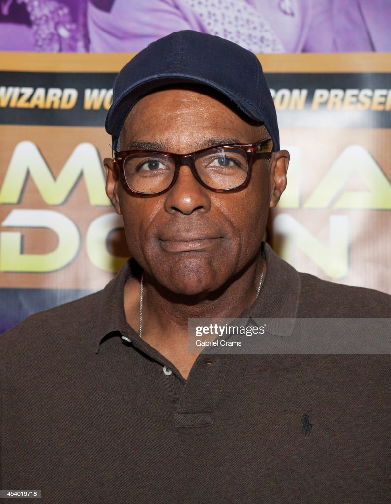 Michael Dorn attends Wizard World Chicago Comic Con 2014 at Donald E. Stephens Convention Center on August 23, 2014 in Chicago, Illinois.