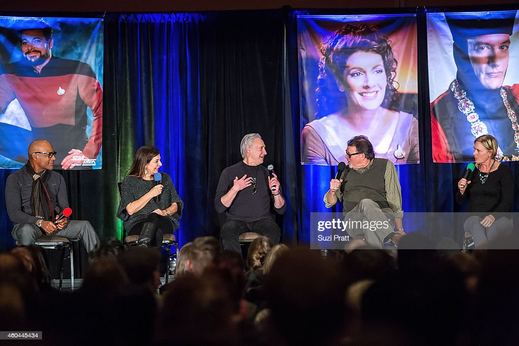 Creation Entertainment's Official Star Trek Convention 2014
