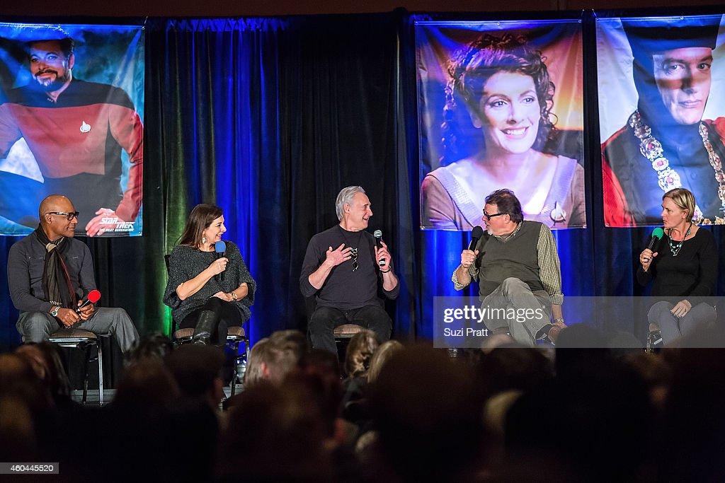 Creation Entertainment's Official Star Trek Convention 2014