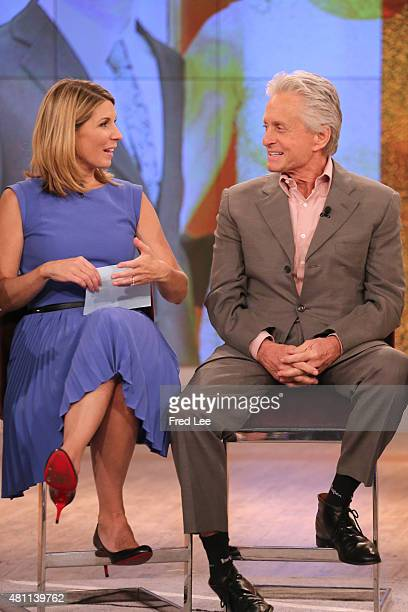 THE VIEW Michael Douglas and Abigail Spencer senior dogs for adoption with Jill Rappaport airing Friday July 16 2015 The View airs MondayFriday on...