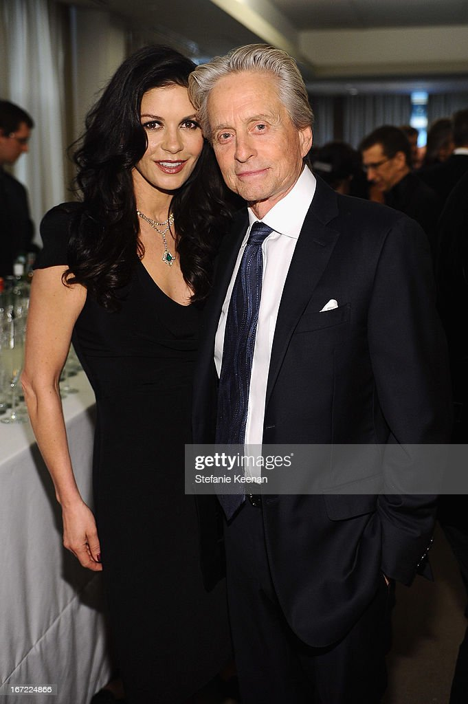 Michael Douglas And Catherine Zeta-Jones Separate; A Look Back