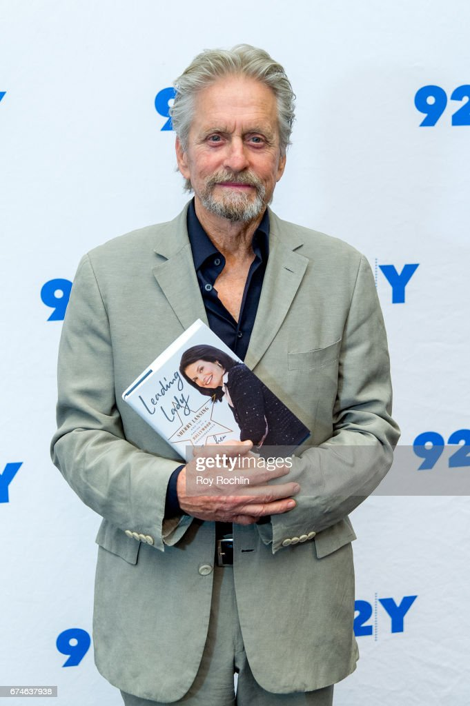92nd Street Y Presents Sherry Lansing In Conversation With Michael Douglas & Stephen Galloway