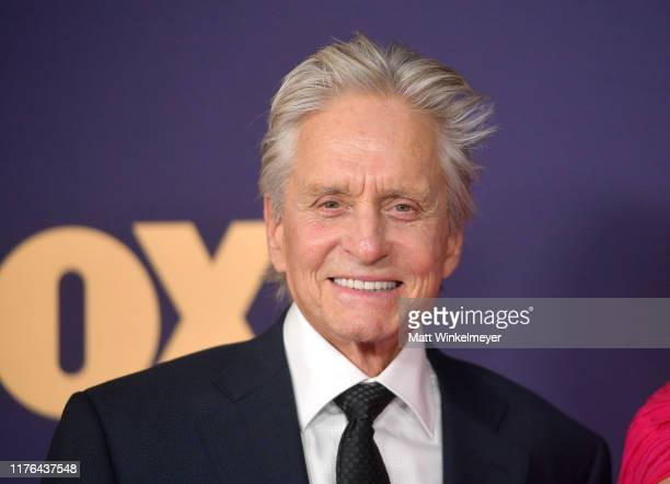 Michael Douglas attends the 71st Emmy Awards at Microsoft Theater on September 22, 2019 in Los Angeles, California.