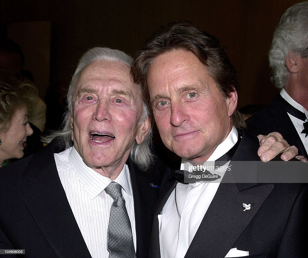 Simon Wiesenthal Center Tribute Dinner To Michael Douglas