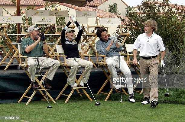 Michael Douglas Heather Locklear Kyle MacLachlan and Haley Joel Osment *EXCLUSIVE*