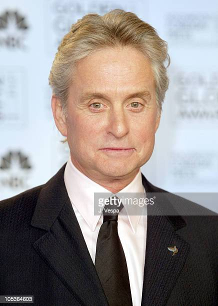 Michael Douglas winner of the Cecil B DeMille Award