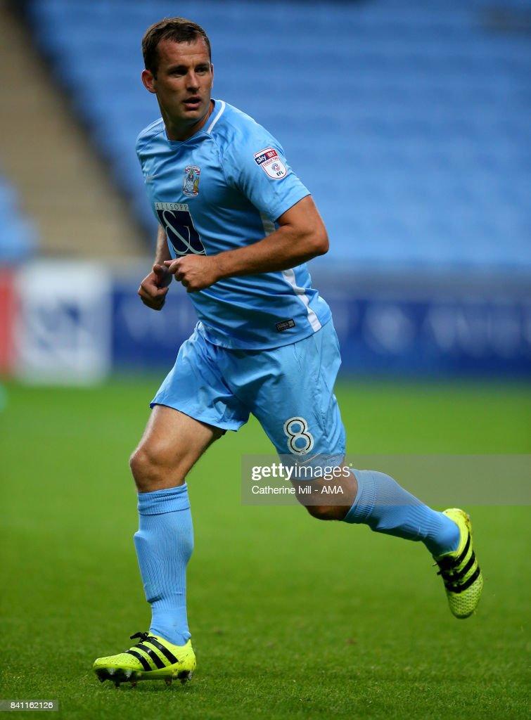 Coventry v Shrewsbury - EFL Checkatrade Trophy