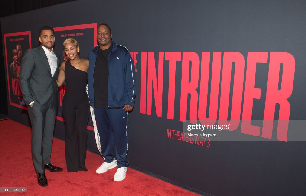 GA: The Intruder Atlanta Red Carpet Screening With Michael Ealy, Meagan Good, And Deon Taylor At Regal Atlantic Station