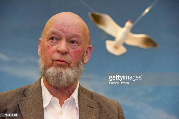 Michael Eavis speaks at the International Live Music Conference at Royal Garden Hotel on March 14 2010 in London England