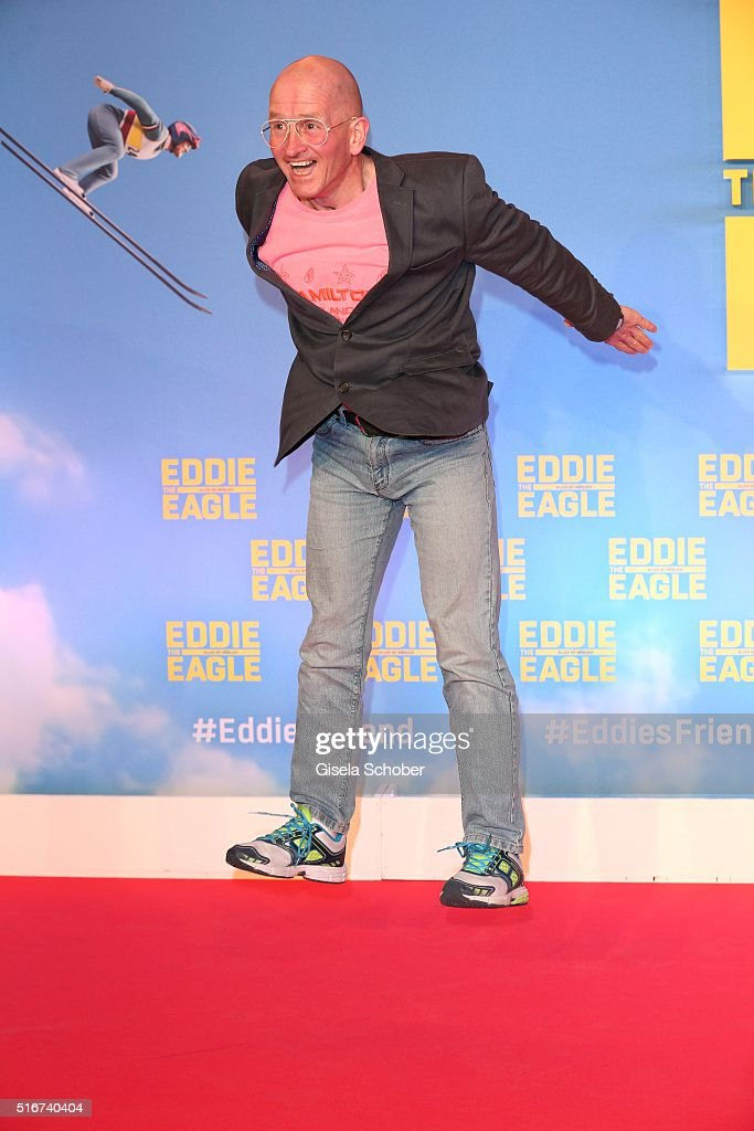 'Eddie The Eagle' Special Screening In Munich