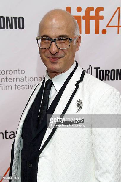 Michael Einfeld attends the Stonewall premiere during the 2015 Toronto International Film Festival held at Roy Thomson Hall on September 18 2015 in...