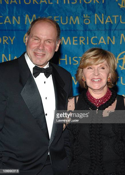 Michael Eisner and Jane Breckenridge during American Museum of Natural History 2005 Gala at American Museum of Natural History in New York City New...
