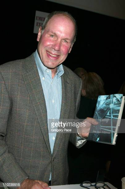 Michael Eisner during 2005 BookExpo America Day Two at Jacob Javits Center in New York City New York United States
