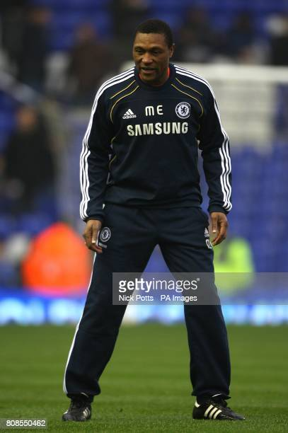 Michael Emenalo Chelsea assistant first team coach