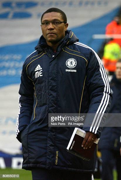Michael Emenalo Chelsea Assistant Manager