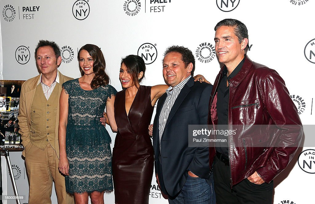 Amy Acker at Paleyfest an Evening with Person of Interest