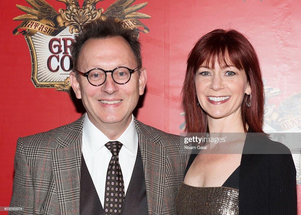 """Natasha, Pierre & The Great Comet Of 1812"" Broadway Opening Night - Arrivals"
