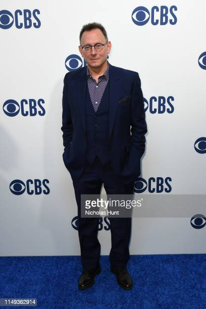 Michael Emerson attends the 2019 CBS Upfront at The Plaza on May 15 2019 in New York City