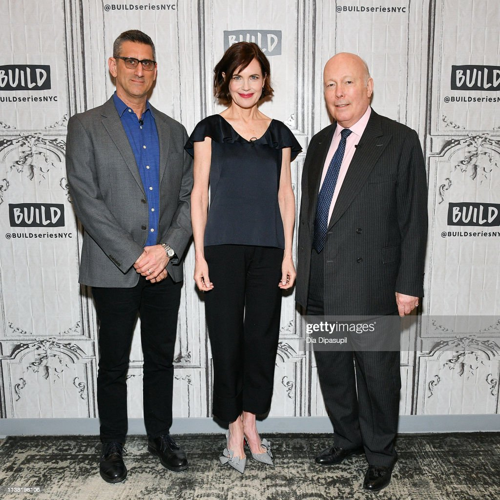 NY: Celebrities Visit Build - March 25, 2019