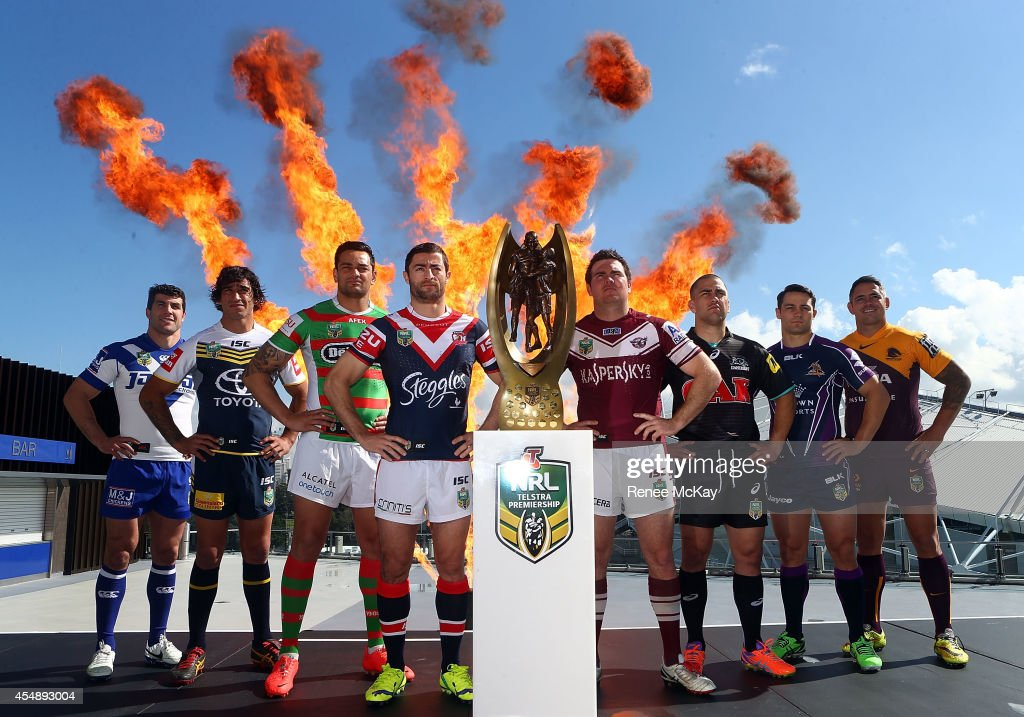 2014 NRL Finals Series Launch