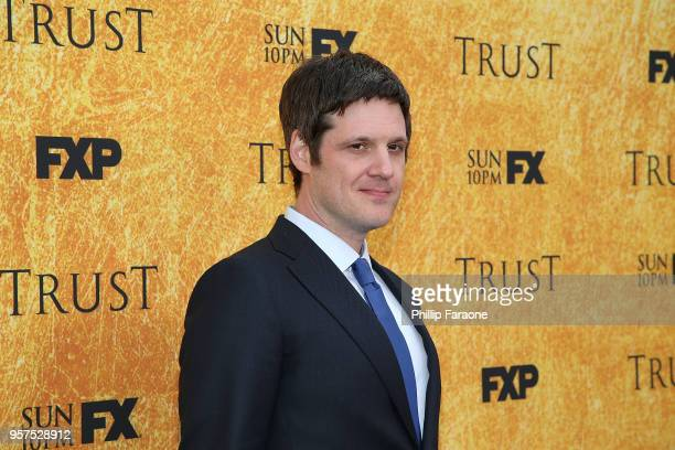 Michael Esper attends the For Your Consideration Event for FX's 'Trust' at Saban Media Center on May 11 2018 in North Hollywood California