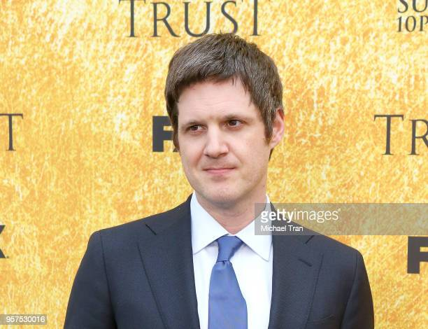 Michael Esper attends the for your consideration event for FX's 'Trust' held at Saban Media Center on May 11 2018 in North Hollywood California