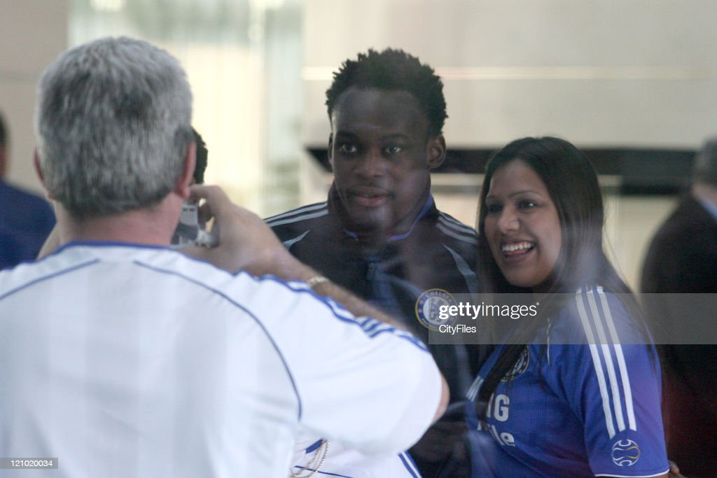 UEFA Champions League - Chelsea Players Relax Before Match Against Porto -