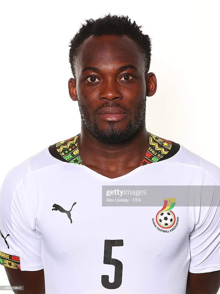 Ghana Portraits - 2014 FIFA World Cup Brazil