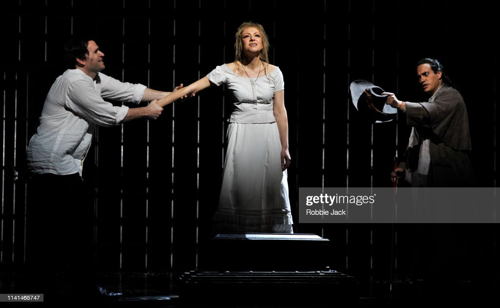 The Royal Opera's Production Of Gounod's Faust : News Photo