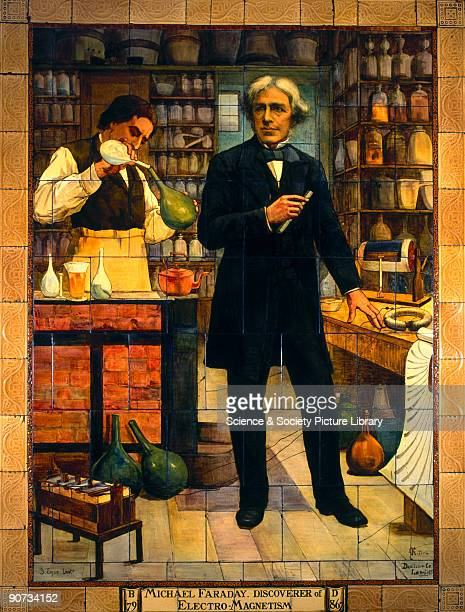 Michael Faraday discovered the principles of the electric motor and dynamo Faraday's great life work was the series 'Experimental Researches on...