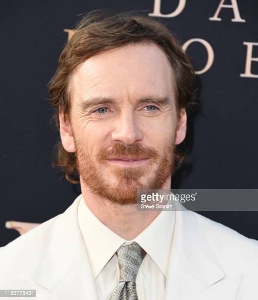 Michael Fassbender arrives at the Premiere Of 20th Century Fox's Dark Phoenix at TCL Chinese Theatre on June 04 2019 in Hollywood California