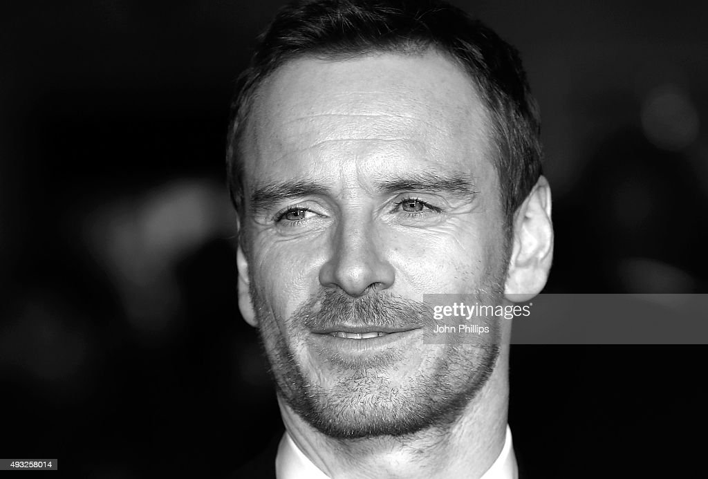 Michael Fassbender attends the 'Steve Jobs' Closing Night Gala during the BFI London Film Festival, at Odeon Leicester Square on October 18, 2015 in London, England.